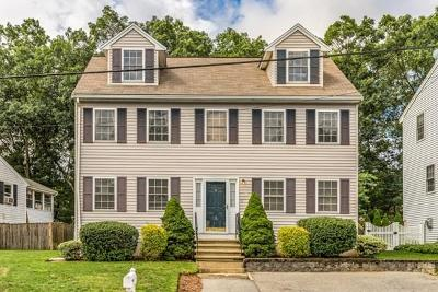 Billerica Single Family Home For Sale: 49 Wildcrest Ave