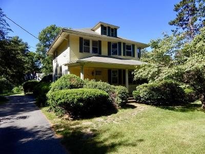 Norwell Single Family Home Under Agreement: 104 Stetson Rd