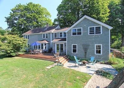 Wenham, Hamilton Single Family Home For Sale: 25 Park Street