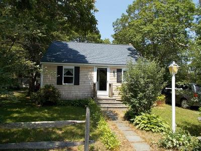 Falmouth Single Family Home Under Agreement: 36 Avalon Drive