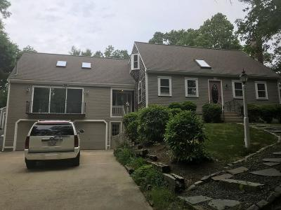 Single Family Home For Sale: 10 Tall Pines Rd