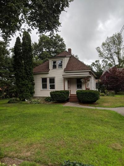 Mansfield Single Family Home Under Agreement: 430 West St