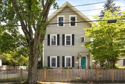 Wakefield Multi Family Home Under Agreement: 6 Bartley St