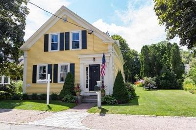 Sandwich Single Family Home For Sale: 13 State St