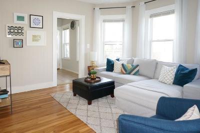 Somerville Multi Family Home Contingent: 41-43 Trull Street