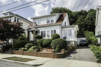 Revere Single Family Home Under Agreement: 99 Suffolk Ave.