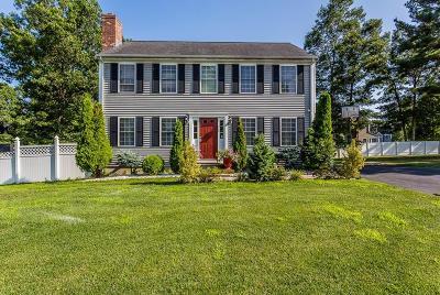 Taunton Single Family Home For Sale: 52 Sakonet Ave