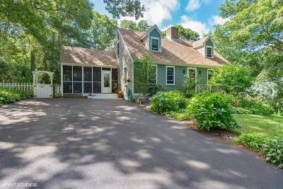 Sandwich Single Family Home Contingent: 25 Tabor Rd
