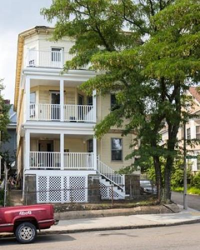 MA-Suffolk County Multi Family Home For Sale: 170 Bowdoin St