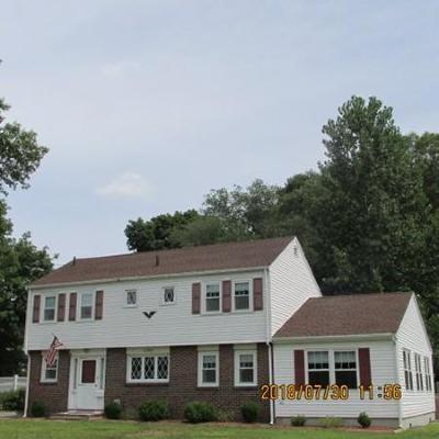 Canton Single Family Home For Sale: 1299 Washington St
