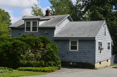 Andover Single Family Home Under Agreement: 49 North St