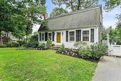 Braintree Single Family Home Price Changed: 7 Inglewood St