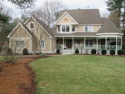 Kingston MA Single Family Home For Sale: $629,900