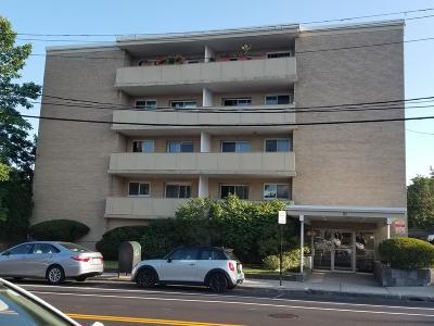 Quincy Condo/Townhouse Contingent: 91 Washington #3