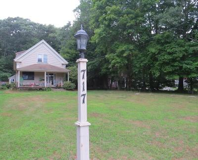 Scituate Single Family Home For Sale: 717 Country Way