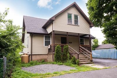 Framingham Multi Family Home Under Agreement: 11 Wilde Ave