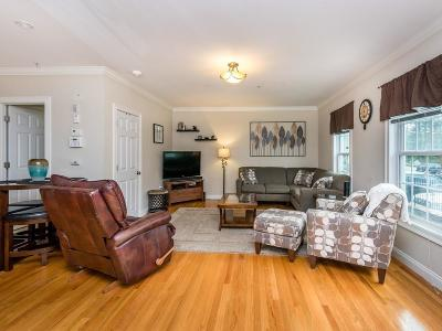 Quincy Condo/Townhouse For Sale: 750 Willard St #2B