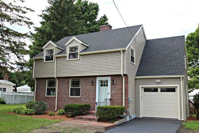 Saugus MA Single Family Home Contingent: $549,900