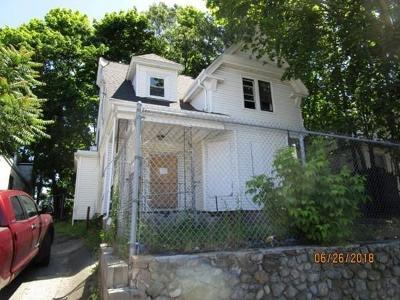 Brockton Single Family Home Under Agreement: 48 Warren Ave