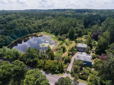 Marshfield Single Family Home For Sale: 509 Highland Street