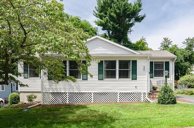 Braintree Single Family Home Under Agreement: 39 Dobson Road