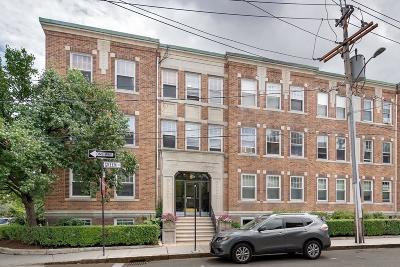 Brookline Condo/Townhouse Under Agreement: 29 Green St #2