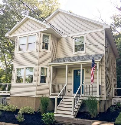 Natick Single Family Home Contingent: 17 Oak Hill Road