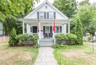 Middleboro Single Family Home Contingent: 14 Reland St