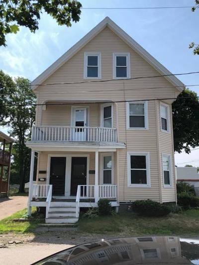 Brockton Multi Family Home Under Agreement: 11 Holmes St
