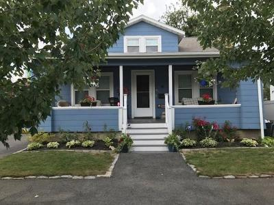 Saugus Single Family Home Under Agreement: 56 Dudley St