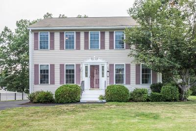 Lowell Single Family Home Contingent: 96 Corinthian Dr