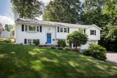 Hopkinton Single Family Home Contingent: 35 Eastview Rd