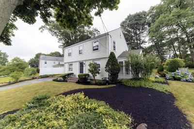 Braintree Single Family Home Contingent: 10 Parkside Cir