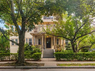 Brookline Condo/Townhouse Under Agreement: 64 Verndale St #64