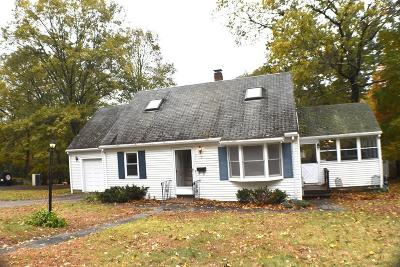 Holliston Single Family Home For Sale: 17 Skyview Terrace