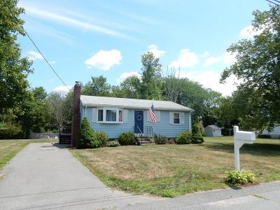 Whitman Single Family Home Contingent: 15 Apollo Road