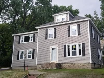 Lowell Single Family Home Under Agreement: 187&191 North Llewellyn Street