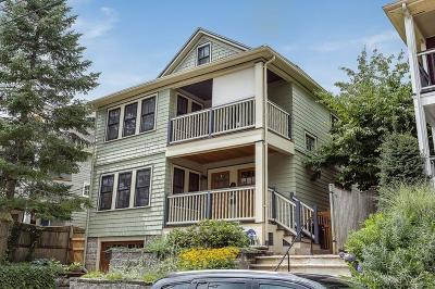 Boston MA Condo/Townhouse Under Agreement: $579,000