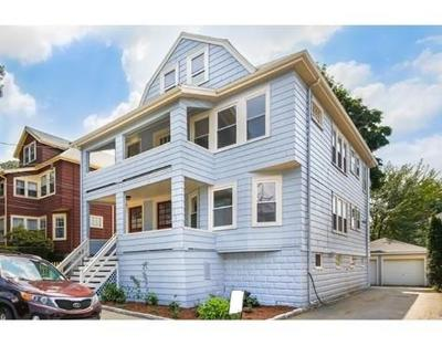 Somerville Multi Family Home For Sale: 28-28a Sterling Street