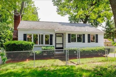 Saugus MA Single Family Home Under Agreement: $339,888