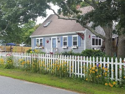 Bourne Single Family Home For Sale: 15 Center Ave.