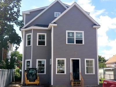 Waltham Single Family Home For Sale: 67 Ash St