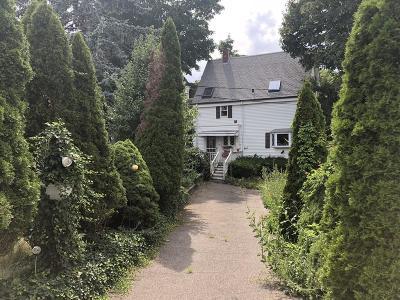 Single Family Home Under Agreement: 24r Spring Garden St
