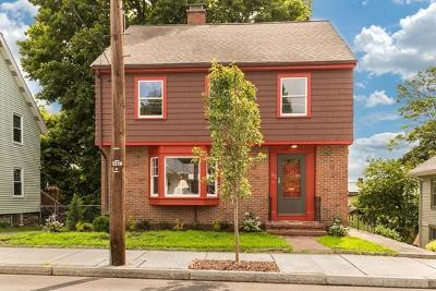 Malden Single Family Home For Sale: 82 Kimball St
