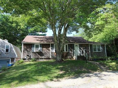 Rehoboth Single Family Home For Sale: 162 Moulton St