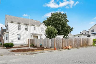 Lowell Single Family Home Under Agreement: 211 Lincoln St