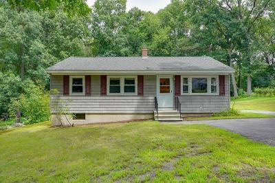 Billerica Single Family Home Contingent: 462 Middlesex Tpke