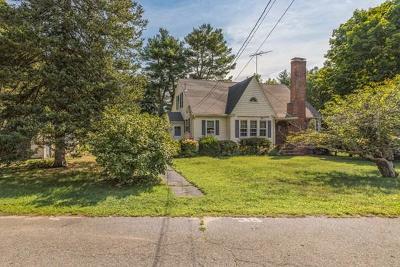 Middleton Single Family Home Under Agreement: 3 Mount Vernon St