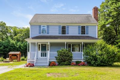 Norton MA Single Family Home Under Agreement: $399,900