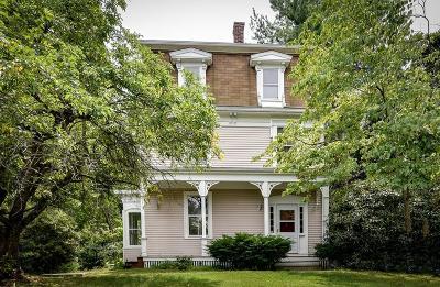 Wayland Single Family Home Price Changed: 16 Damon Street